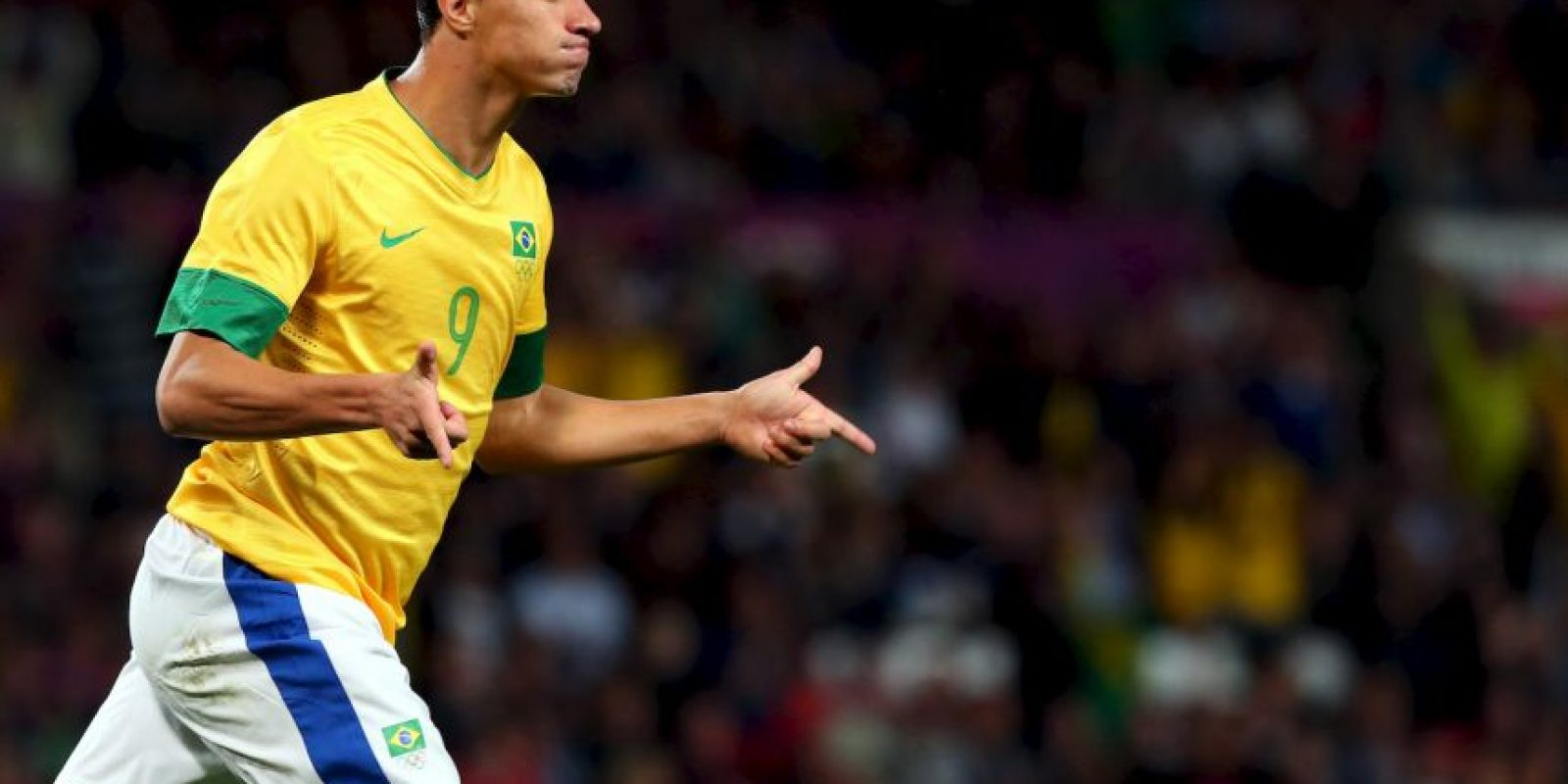Londres 2012: Leandro Damiao (Brasil) – 6 goles Foto: Getty Images