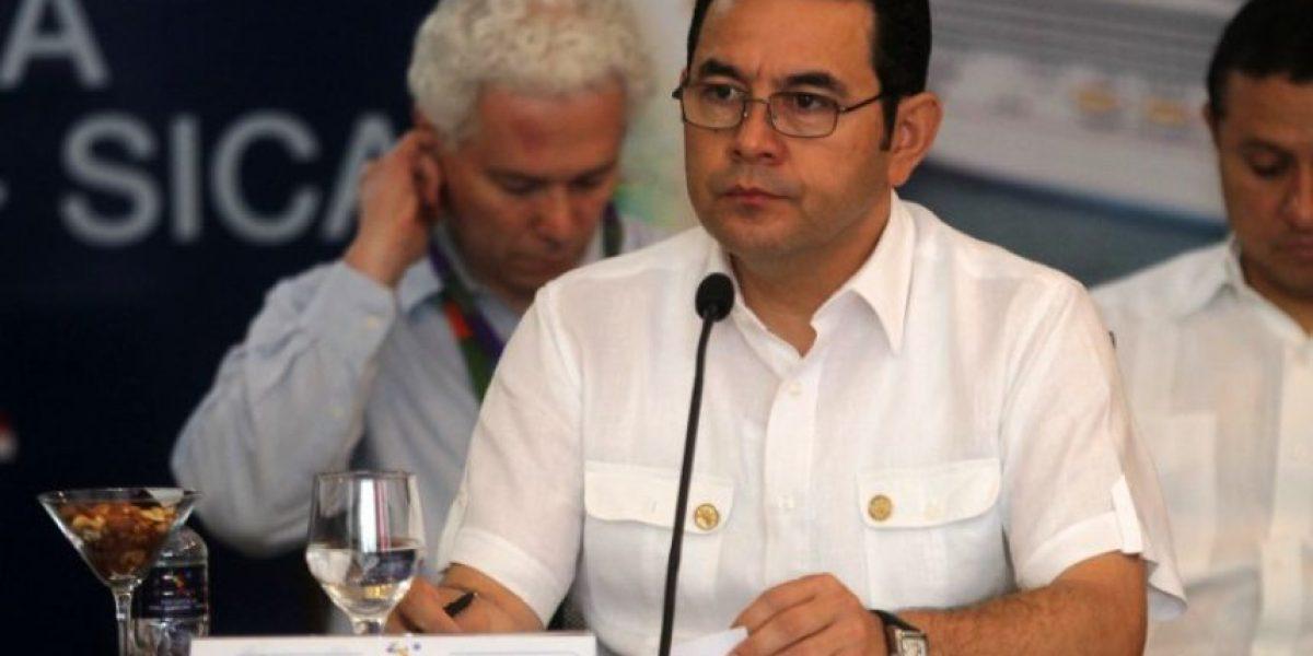 Presidente Morales: