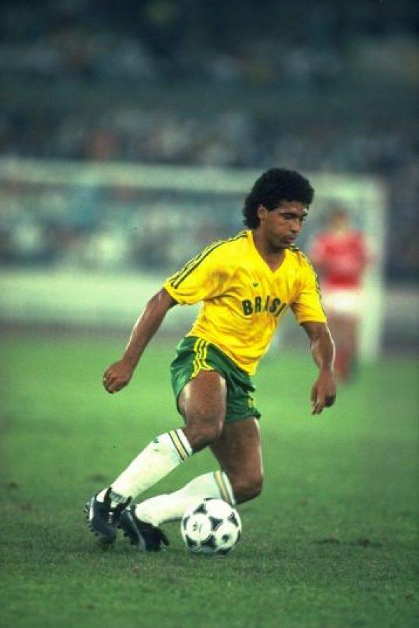 Seúl 1988: Romario (Brasil) – 7 goles, 6 partidos Foto:Getty Images