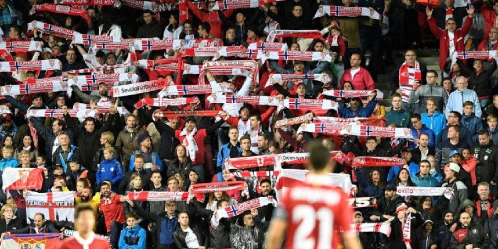 El cuadro merengue celebró en Noruega su primer título de la temporada. Foto:AFP