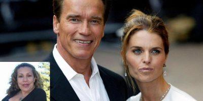 Hijo de Schwarzenegger con guatemalteca quiere ser igual que el actor y estas fotos lo demuestran