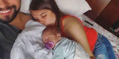 A tres meses de que nació su primer hijo, Piva anuncia que será papá de nuevo