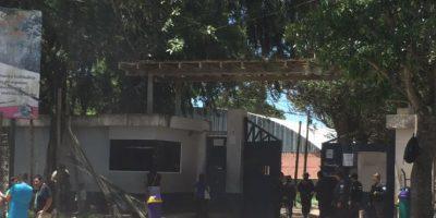 Incautan machetes en la granja penal Pavón