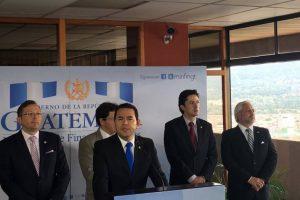 Morales menciona algunos planteamientos para la reforma fiscal Foto:Amilcar Avila