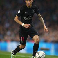 15. Ángel Di María. PSG pagó 63 millones de euros a Manchester United el año pasado Foto:Getty Images