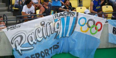 La polémica que desataron hinchas argentinos y brasileños en Río 2016 Foto:Getty Images