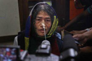 """Es definida como """"presa de conciencia"""" por Amnistía Internacional Foto:AP"""