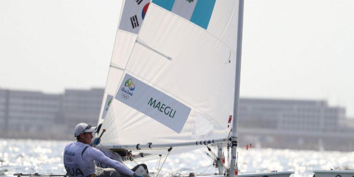 Cómo ver en línea a Juan Ignacio Maegli en la vela de Rio 2016