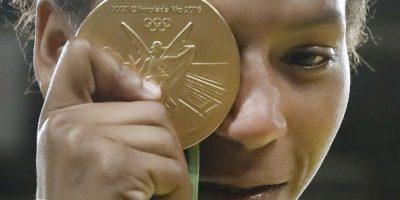 La judoca Rafaela Silva gana el primer oro para Brasil en Rio 2016