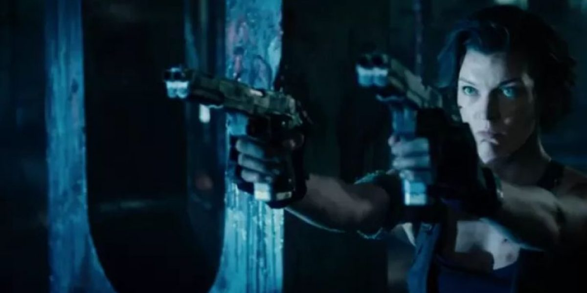 ¡Mira el primer trailer de la última película de Resident Evil!
