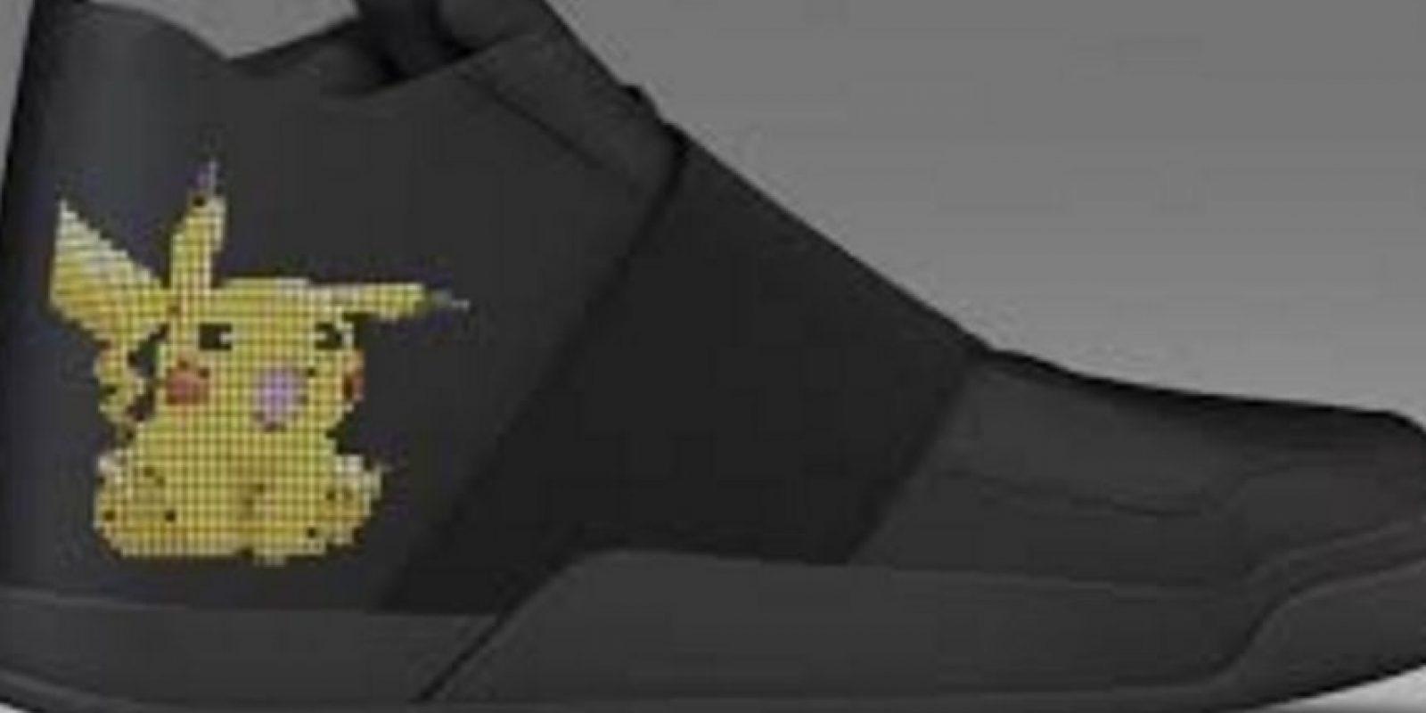También existe calzado que puede sincronizarse con la app.