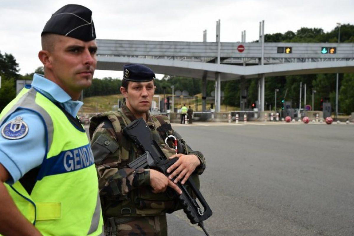 Prohibir a ciertas personas permanecer en determinados sitios Foto:AFP