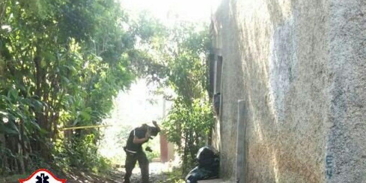 Abandonan cuerpo de mujer de 16 años en Villa Nueva