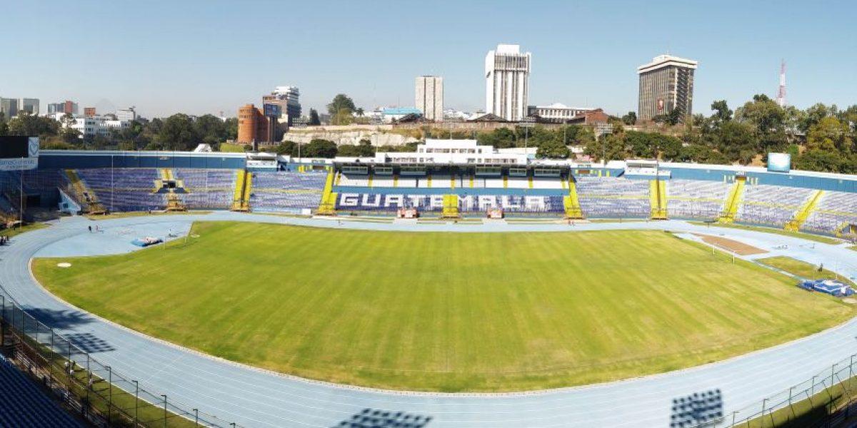 Es oficial, cambian el nombre al estadio nacional por Doroteo Guamuch Flores