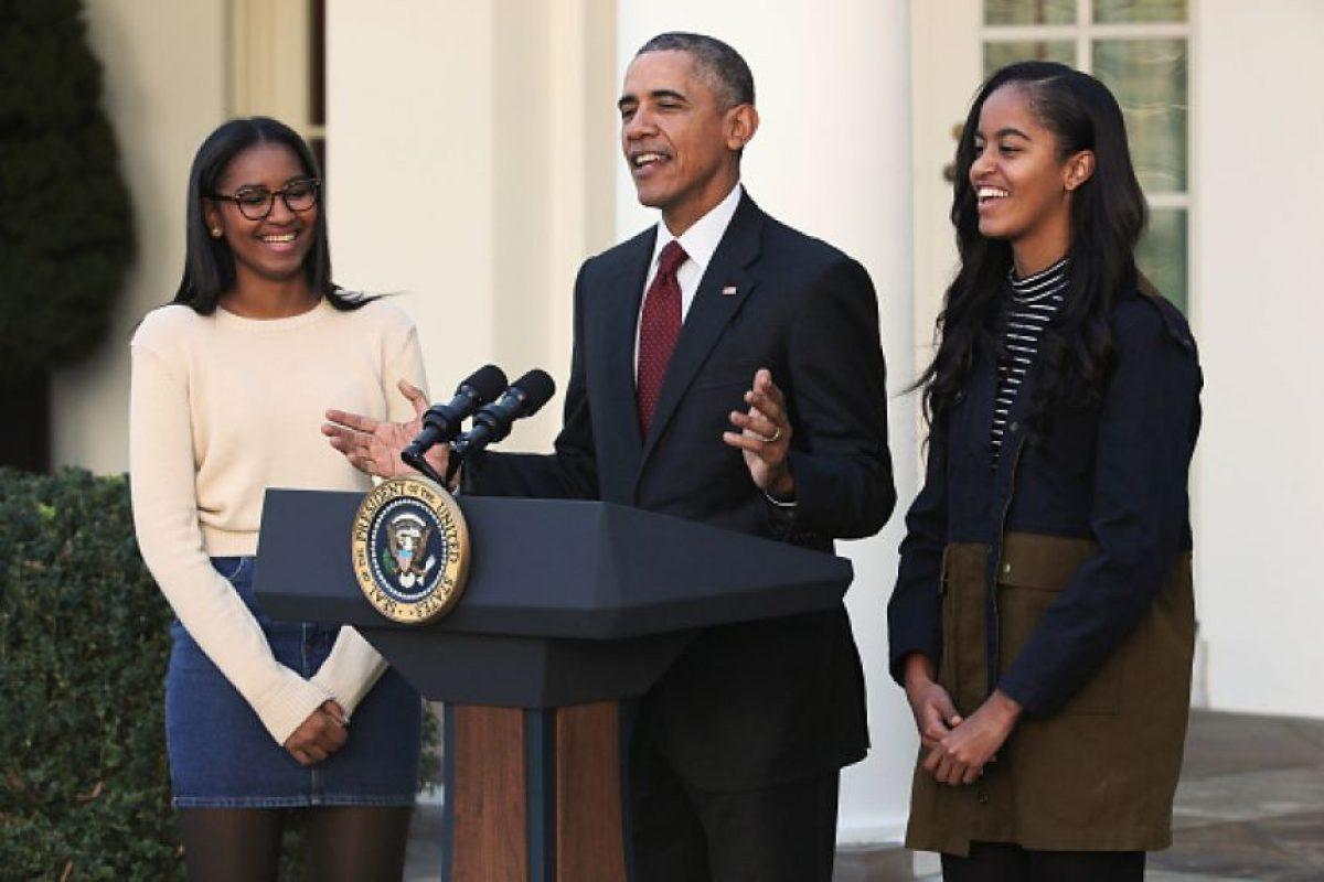 Es la misma universidad donde estudiaron sus padres Foto:Getty Images