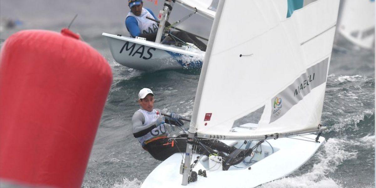 Juan Ignacio Maegli pierde posiciones pero sigue cerca del Top 10