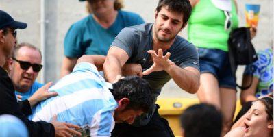 """VIDEO. """"¡Chile, Chile!"""" la burla a los argentinos que llegó a los golpes en Rio"""