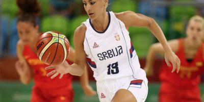 La basquetbolista olímpica que ama los