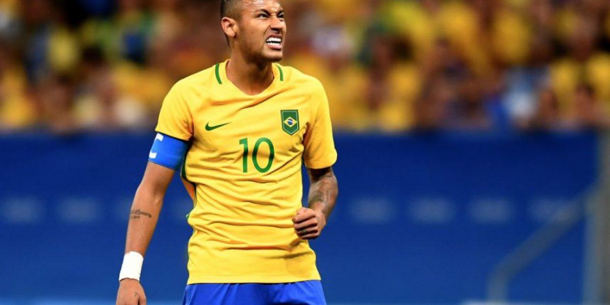 Neymar y Brasil van por el todo o nada
