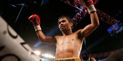 Manny Pacquiao regresa al cuadrilátero