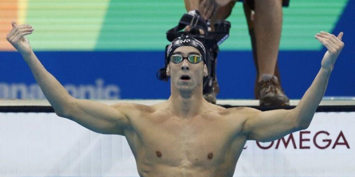 Michael Phelps sigue haciendo historia, ¡gana vigésima medalla de oro!
