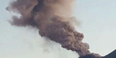 ¿Continuará el Volcán Santiaguito presentando explosiones?