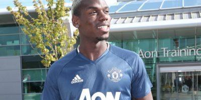 En 2012 emigró gratis a Juventus y el United sólo recibió una compensación de 800 mil euros Foto:Twitter