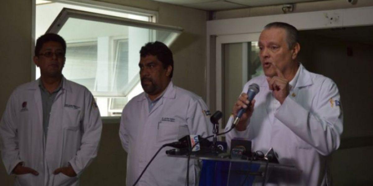 Director del Hospital Roosevelt indica que deben Q62 millones y no pueden atender