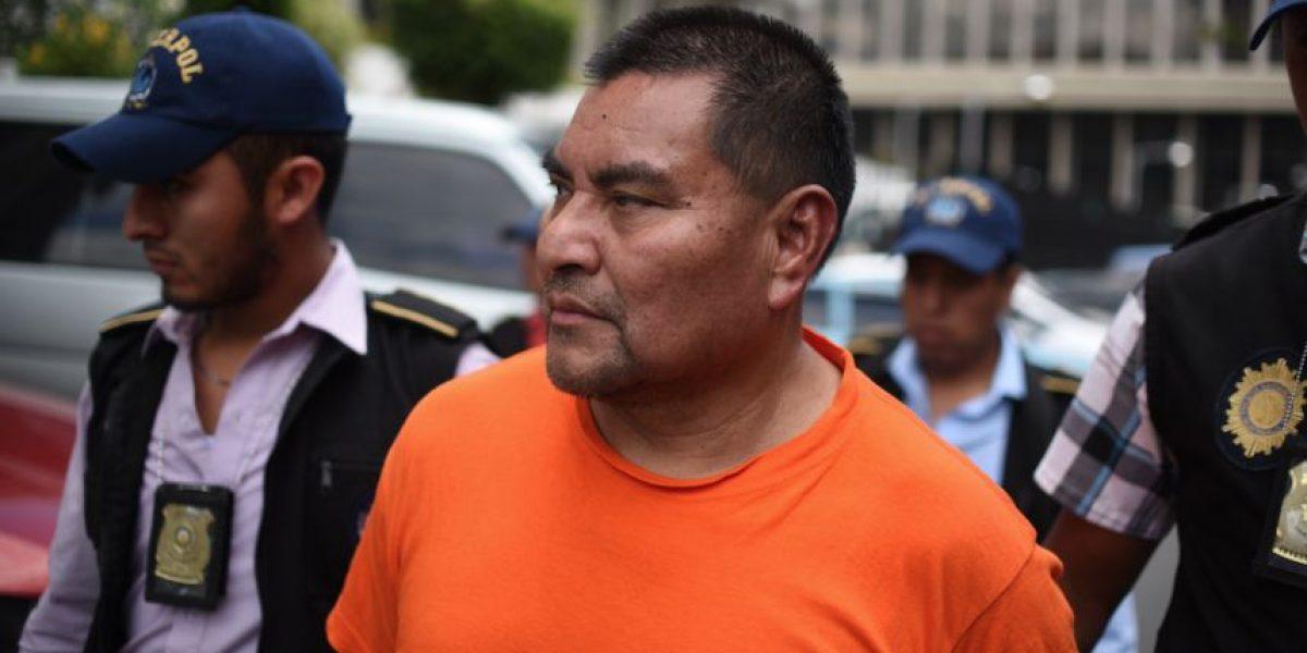 El kaibil Santos López es vinculado a una masacre y enviado a la cárcel militar