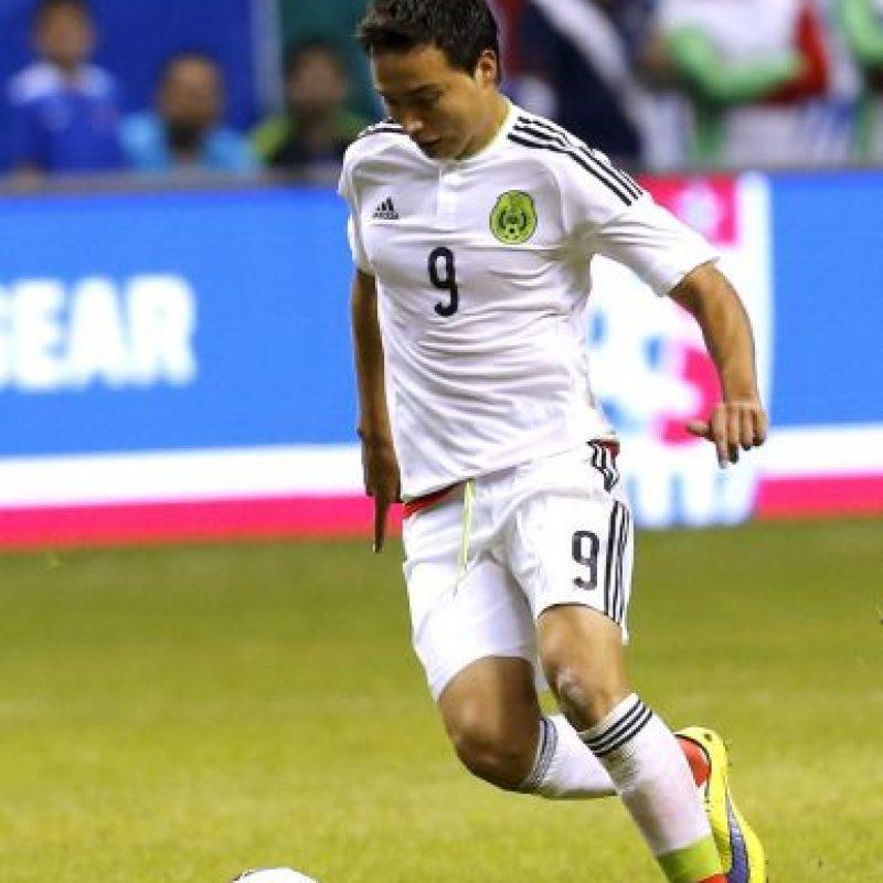 3. El aún campeón olímpico México fue eliminado en la fase de grupos Foto:Getty Images