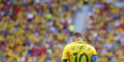 1. Con todo y Neymar, Brasil empató 0-0 en su debut con Sudáfrica Foto:Getty Images