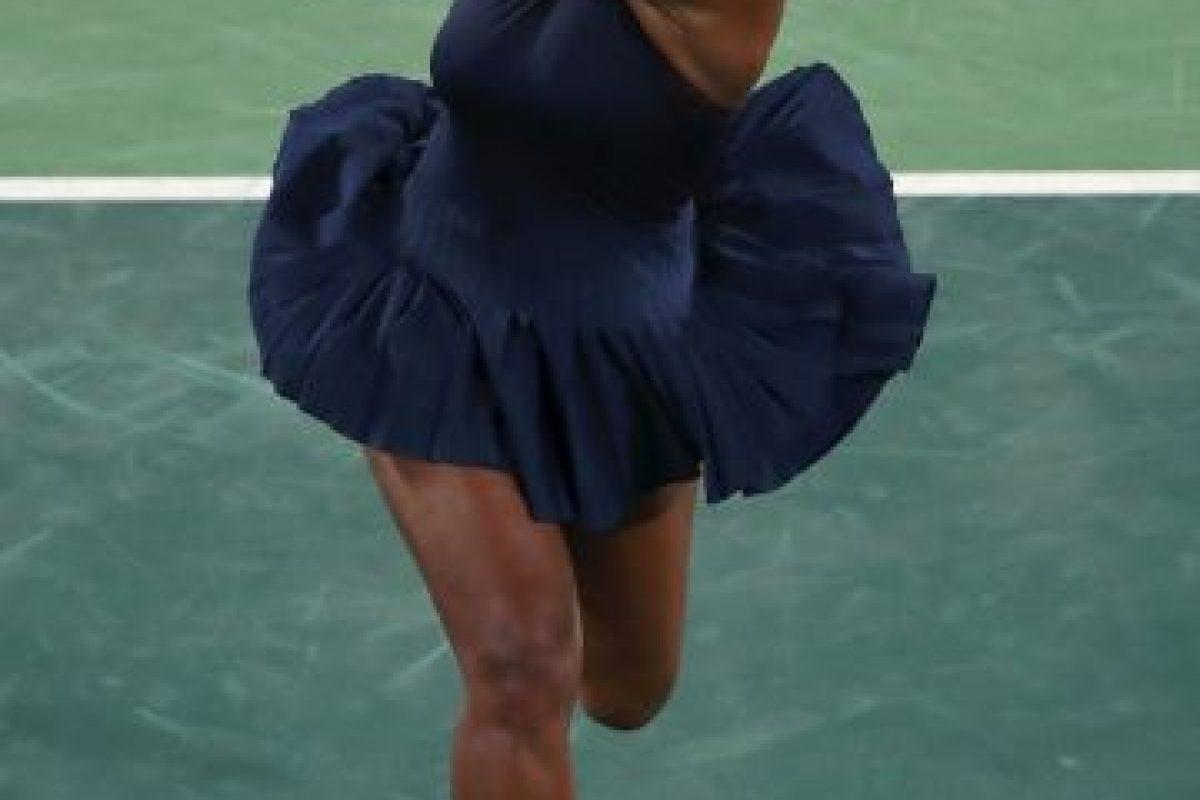 5. Serena Williams se fue del torneo de tenis en la primera fase Foto:Getty Images