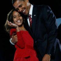 Y confesó que es un papá celoso Foto:Getty Images