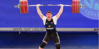 VIDEO. Espeluznante lesión de atleta armenio durante los Juegos de Rio