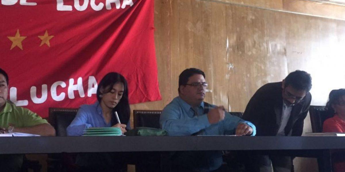 La ministra de Salud les pide a los sindicalistas seguir con el diálogo