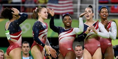Y sus talentos individuales son los más opcionados para llevarse las medallas por aparatos. Foto:Getty Images