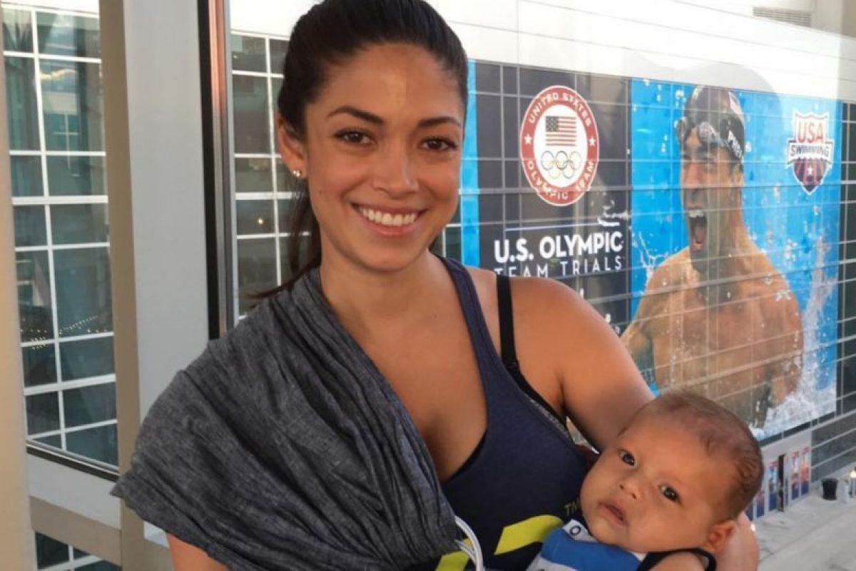 Su madre es Nicole Michele Johnson Foto:Getty Images