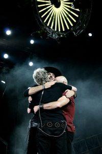 Llegaron al corazón de millones. Foto:Soda Stereo