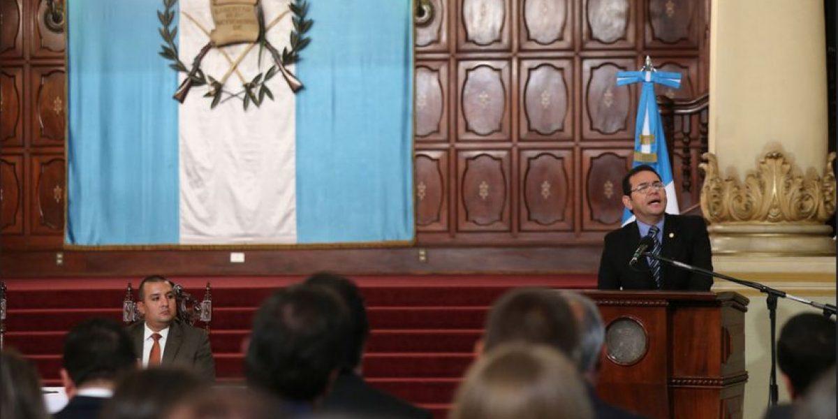 Sobre cambios tributarios, Morales dice que