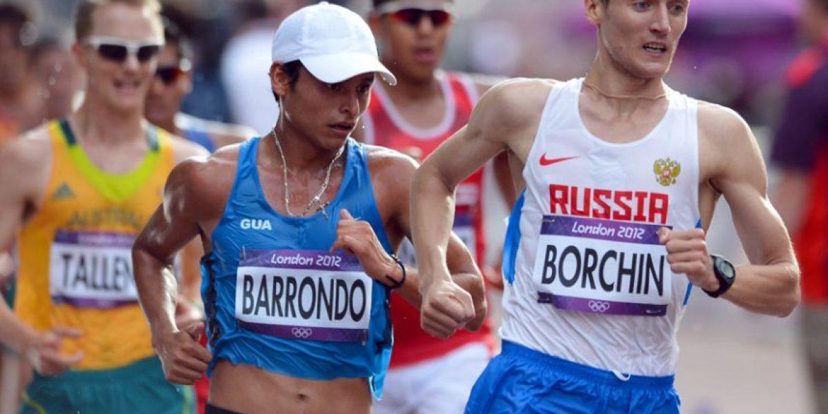 Erick Barrondo se cita con la historia, ahora en Rio 2016