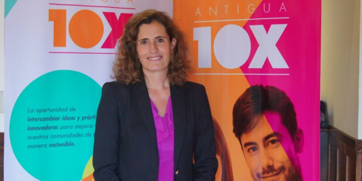 Agentes de cambio guatemaltecos están invitados a participar en Antigua 10X