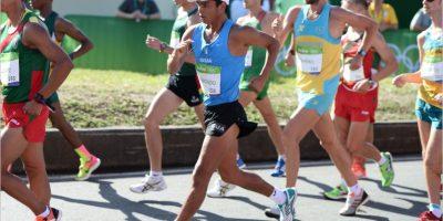 Atleta Charles Fernández le dice que Erick Barrondo lo inspiró
