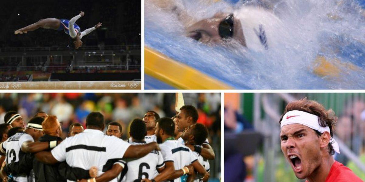 Las frases del día 6 de los Juegos Olímpicos Rio 2016