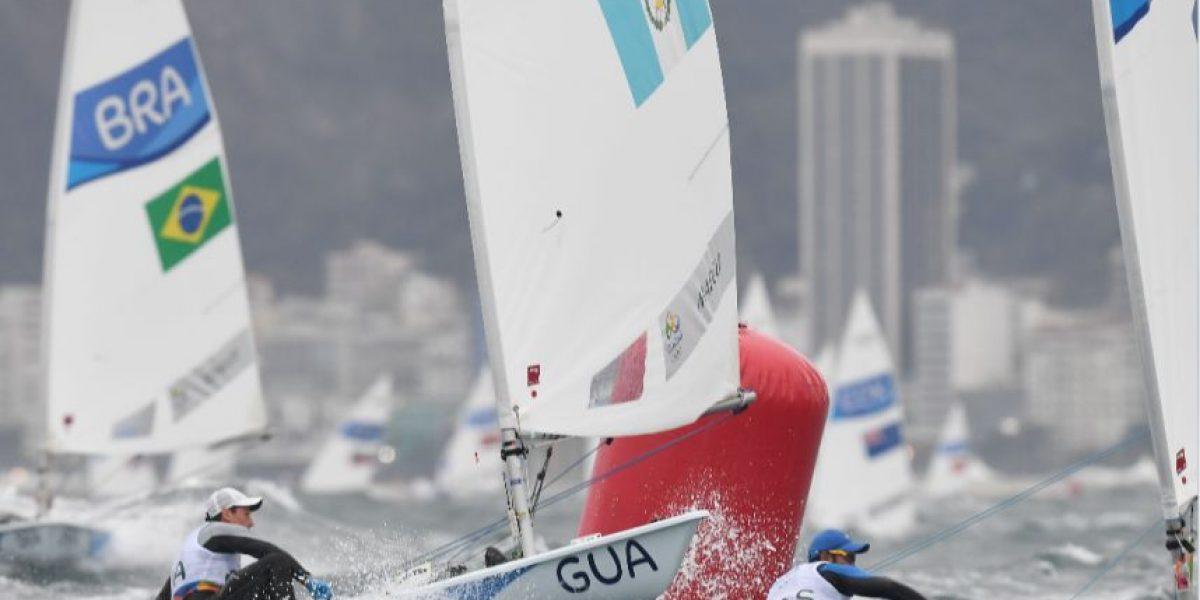 Juan Ignacio Maegli navega contra la corriente en los Juegos de Rio