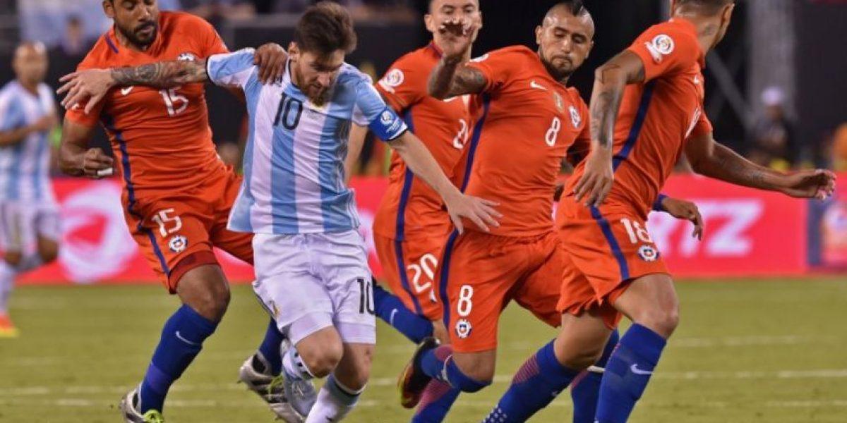 Lionel Messi continúa en la selección de Argentina: