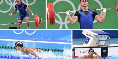 Récords que los atletas guatemaltecos han roto en Rio 2016