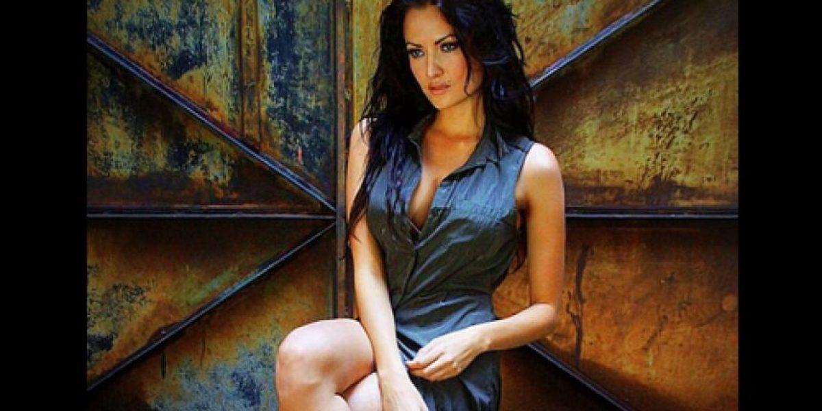 La guatemalteca Lourdes Figueroa posa sexy para revista mexicana