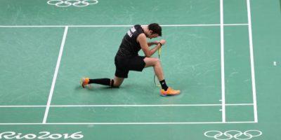 ¿Volverá a jugar en Rio 2016 Kevin Cordón?