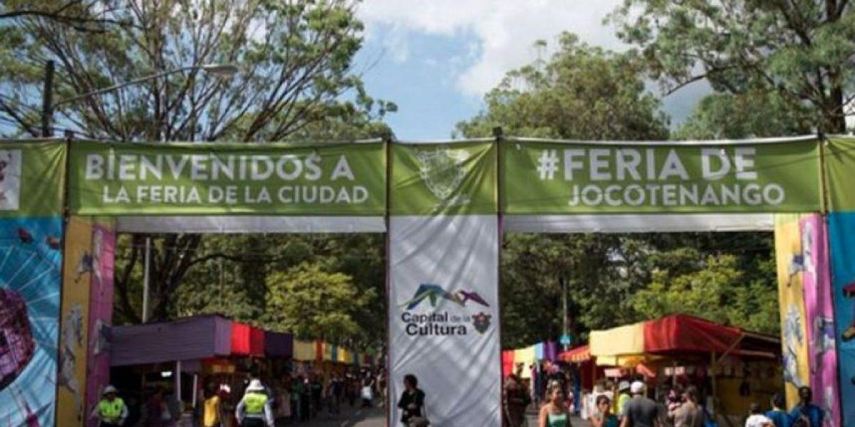 ¡Se celebra la Feria de Jocotenango!