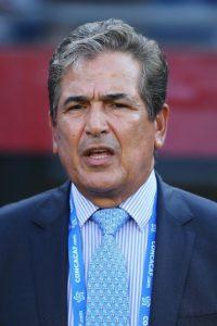 """El DT Jorge Luis Pinto contestó las críticas del """"Pelusa"""" Foto:Getty Images"""